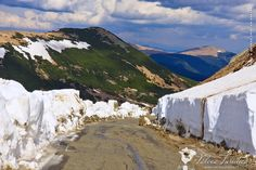 #Transalpina or DN67C (#Vâlcea County, #Romania) is one of the highest roads of the #CarpathianMountains