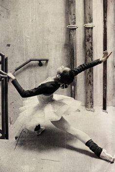 Christine Rocas - Joffrey Ballet, by Gina Uhlmann