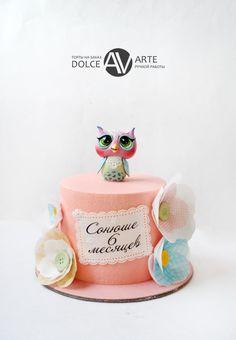 Little owl by Alina Vaganova