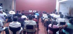 """La conferencia """"México y el cambio que viene""""recorre los municipios del…"""