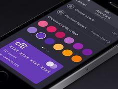 Walle Finance App [v2.0 Add Card] by Alexander Zaytsev