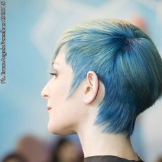 Modella Cosmoprof 2015 by Favalli Gabriele per Hair Company Professional Academy & Club