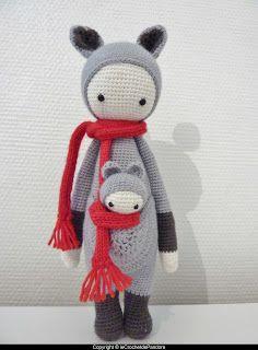 le Crochet de Pandore: Kangourou