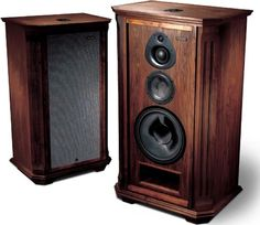 Wharfedale Airedale Classic Heritage Speakers