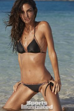 Lily Aldridge Swimsuit Photos - Sports Illustrated Swimsuit 2014 - SI.com Photographed by James Macari in the Cook Islands