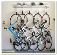 Garage Ceiling Storage Tag: Garage Bicycle Storage, [Home Interio ...