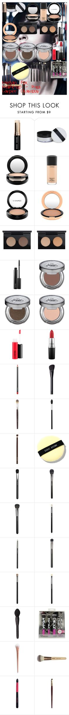 Megan Fox Make-up - Red Carpet Glamour by oroartye-1 on Polyvore featuring beauty, NARS Cosmetics, Bobbi Brown Cosmetics, MAC Cosmetics, Illamasqua, Louise Young Cosmetics, Urban Decay, Revlon, Morphe and Giorgio Armani