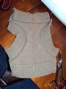 DIY wool soakers