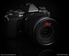 The Olympus OM-D E-M5 Mark II