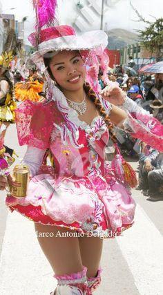 Festividad De La Virgen De La Candelaria En PUNO - PERU