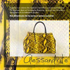 La vostra borsa estiva è gialla? Ecco i benefici di questo solare colore.