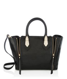 A LIST SMALL TOTE  Henri Bendel