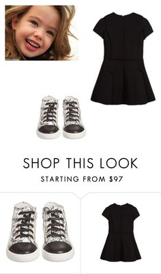 """Kira-Sam Porter"" by rpg-girl21 on Polyvore featuring Moschino, kira und KOF"