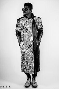 Nigerian Artist, Laolu Senbanjo