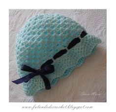 Crochet hat ♥LCH-MRS♥ with diagram