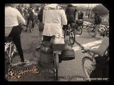 Ciclopaseo Cachaco 2014 - Un carro menos