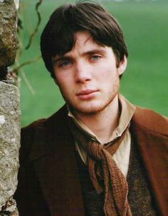 Cillian Murphy - Brendan McBride in Eviction. He looks so young, probably 22 or 23.