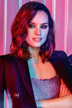 "#DaisyRidley ""The New Miss Universe"" #Rey #StarWars"