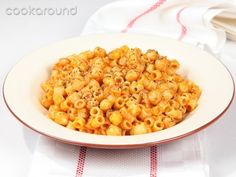 Pasta e ceci: Ricetta Tipica Lazio | Cookaround