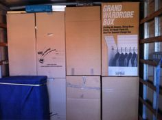Your best moving supplies? Wardrobe boxes!  Never knew how helpful this was until professional movers moved us to Sarasota, FL.