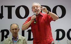 RS Notícias: 'Não podemos esperar 2018', defende Lula sobre ant...
