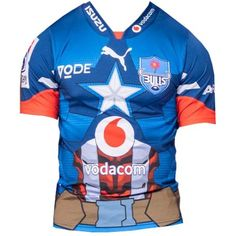 Rugby Jerseys, Rugby Shirts, Super Rugby, Sports, Tops, Fashion, Hs Sports, Moda, Fashion Styles