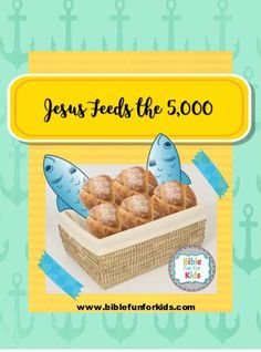 Jesus+Feeds+5000+%23Biblefun+%23lifeofjesus.JPG (367×496)