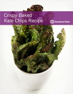 It's like potato #chips packed with #vitamins. Try them. #kale #recipe