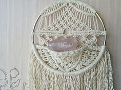 Hey, I found this really awesome Etsy listing at https://www.etsy.com/listing/202306956/healing-crystal-rose-quartz-wall-decor