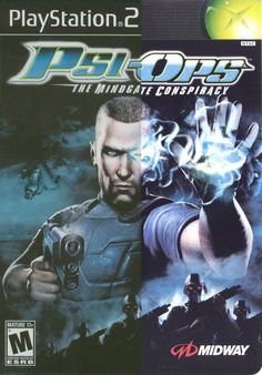 Today in Gaming History  Today June 14th, 2004 your mind became your ultimate weapon with Psi-Ops: The Mindgate Conspiracy for PlayStation 2 and Xbox!  Game On Video Game Depot
