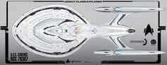 Last pic for the day, USS Cadence Side view. After so many long months, she's finally done.