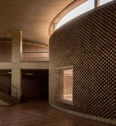 JBBrickworks, Inc : A Hardscape Masonry Company Monumental Architecture, Brick Architecture, Contemporary Architecture, Architecture Details, Brick Siding, Brick Masonry, Brick Facade, Vejle, Brick Design