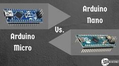 Comparison of Arduino Nano vs Micro #Microcontroller Board https://www.bestoninternet.com/compute/electronics/arduino-nano-vs-micro-board/ If you are working on different types of microcontroller, then you may know about Arduino Nano and Micro boards. But there are some people don't know what is the difference between them! For finding more about #ArduinoNano and #ArduinoMicro microcontroller, you should check this comparison guide.