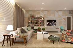 Salas - Casa e Decoração - UOL Mulher