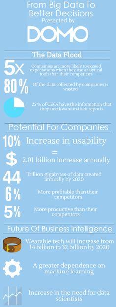 Domo Big Data Infographic