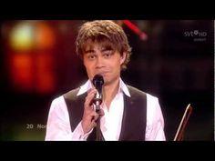 alexander rybak fairytale eurovision 2009 final