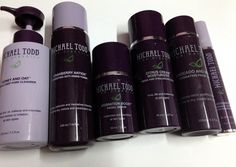 Testing new skin regimen: Michael Todd True Organics for dry sensitive skin