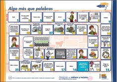 Juego. Espagnol.hispania - Blog pédagogique