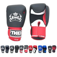 Discounted Top King Gloves Color Black White Red Blue Gold Size 8, 10, 12, 14, 16 oz Design Air, Empower, Superstar, and more for Training and Sparring Muay Thai, Boxing, Kickboxing, MMA #10 #12 #14 #16ozDesignAir #andmoreforTrainingandSparringMuayThai #Boxing #Empower #Kickboxing #MMA #Superstar #TopKingGlovesColorBlackWhiteRedBlueGoldSize8 Black White Red, Red And Blue, Color Black, Thai Box, Kickboxing, Muay Thai, Blue Gold, Mma, Superstar
