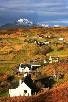 Isle of Skye ~ Scotland