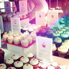 Cupcake Inspiration - Cupcake Stall