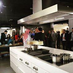 Grand opening new #Poggenpohl studio in #dubai