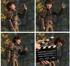 If how to train your dragon was a live-action movie....
