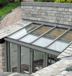 Building Your New Extension A small extension, a loft conversion or just moving an internal wall can turn a house that doesn't feel right in to a special home. Sometimes with a house that doe… Glass Roof Extension, Building Extension, Building Plans, Garden Room Extensions, House Extensions, Kitchen Extensions, Glass Walkway, Cottage Extension, Wooden Terrace