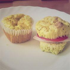 Élet a konyhámból: Atkins zsemle Atkins, Muffin, Breakfast, Food, Morning Coffee, Muffins, Meals, Cupcakes, Yemek