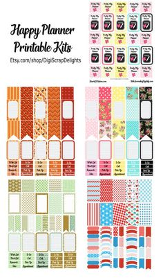 happy-planner-printable-kits