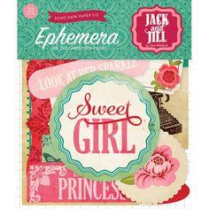 Product image for Jack & Jill Girl  Ephemera