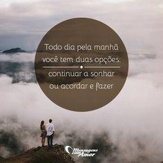 #vida #motivação #sonhos