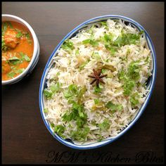 MM's Kitchen Bites: Coconut Rice…the milky way!!