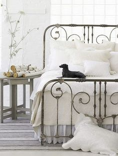More iron beds... coleelectric - see our blog - http://www.just4guys.info?for the home